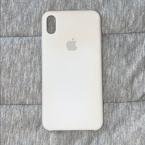iPhone XS Max Apple silicone case